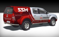 SSH-Truck-Wildrot